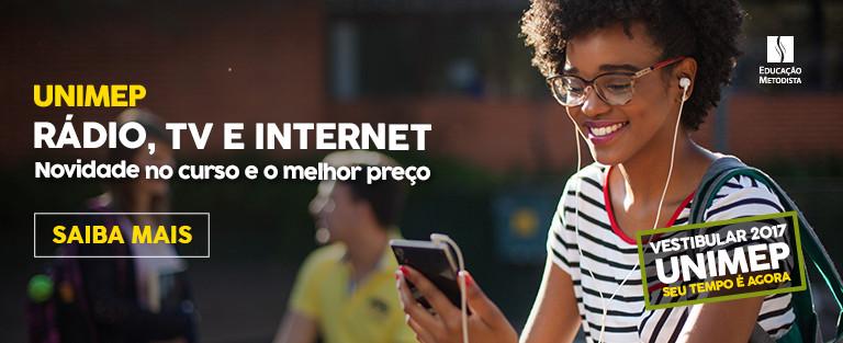 Curso de Rádio, TV e Internet