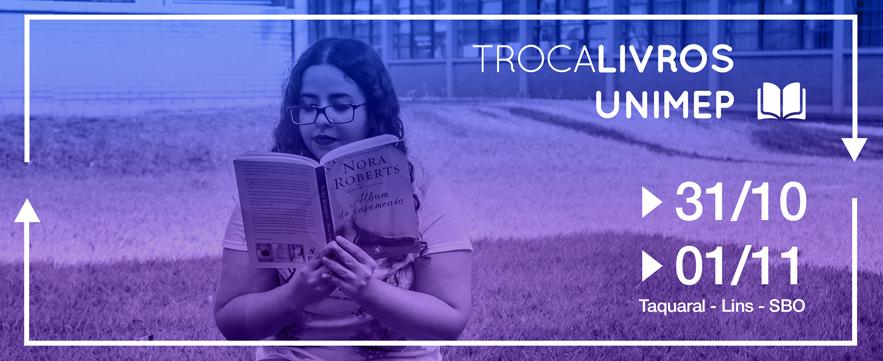 Troca Livros - Unimep