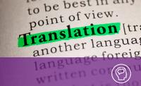 Letras - Inglês - (Tradução e Interpretação)