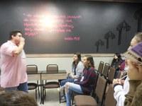 3º anos do E.M. do Colégio Metodista Americano conhecem a Unidade Central IPA