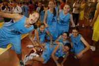 Aluna do Americano disputa campeonato brasileiro de basquete