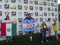 Aluna do Americano vence Campeonato Brasileiro Infantil de Natação