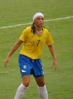 Aluna do Colégio Americano é campeã Sul-Americana Sub-17 pela seleção brasileira de futebol