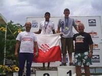 Aluno do Americano conquista Campeonato Brasileiro de Maratonas Aquáticas