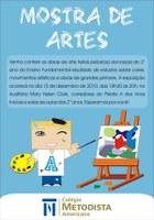 Alunos(as) do Americano realizam Mostra de Arte