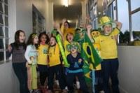 Alunos(as) do Americano vibram com a Copa do Mundo