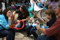 Americano deve reunir cerca de 500 pessoas na Redenção para Festa da Família no sábado (23/05)