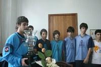 Americano se consagra na Taça Escolar de Futsal