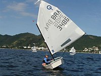 Campeonato de esporte náutico tem aluno do Americano representando o Brasil