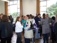 Cerca de 130 docentes prestigiam abertura do Seminário Pedagógico da Educação Básica