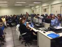 Colaboradoras do Colégio Americano realizam capacitação para a plataforma ADAPTA