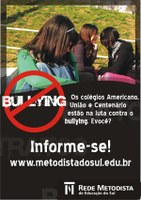 Colégio Americano lança campanha antibullying