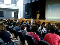Colégio Americano realiza palestra com Coodernadores do IPA para alunos (as) do 3º ano do Ensino Médio