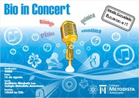 Colégio Americano recebe Os Flutuantes para 19º Bio in Concert no sábado (16/08)