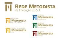 Comoção marca lançamento de nova logo da Rede Metodista de Educação do Sul
