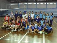 Encontro de Voleibol do Americano reúne seis colégios e escolas do esporte