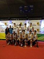 Equipe de basquete do Colégio Americano é campeã do CERGS 2013