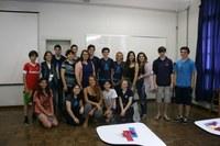 Equipe Diretiva do Colégio Americano confraterniza com os  Líderes de Turma 2015
