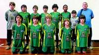Equipe Pré-mirim de Futsal é campeã da 1ª Copa Sininho Yázigi