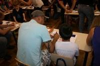 """Estudantes do Nível 4 da Educação Infantil expõem trabalhos com base no livro """"Planeta Caiqueria"""""""