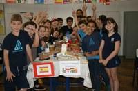 Feira Gastronômica Etnias 2014 aconteceu no dia (7/11)