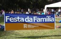 Festa da Família do Colégio Americano reúne mais de 500 pessoas no Parque da Redenção