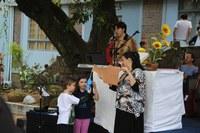 Festa da Família lota o pátio do Colégio Americano no último sábado (7)