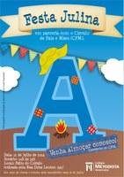 Festa Julina do Colégio Americano ocorrerá no dia 12 de julho