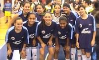 Futsal feminino do Americano representará o Rio Grande do Sul nas Olimpíadas Escolares
