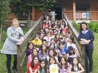 Kids English Camp é sucesso entre alunos(as)