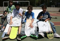 Matriz realiza Dia do Skate no Americano
