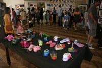 Mostra de Arte do Colégio Americano encanta familiares de estudantes