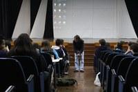 Palestra com Professor Edir abre a SEMANEM