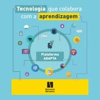 Plataforma ADAPTA nos colégios da Educação Metodista
