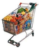 Supermarket ensina a fazer compras na língua da rainha