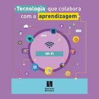 Tecnologia que contribui com o futuro dos alunos