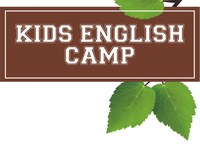Vem aí o Kids English Camp