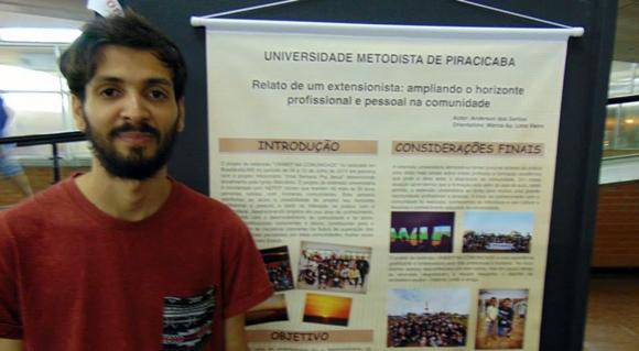 aluno de psicologia conquista 2º lugar no prêmio marcus vinícius de psicologia e direitos humanos