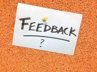 A importância de receber feedbacks e não levar para o lado pessoal