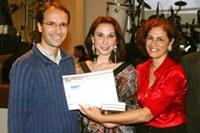 Aluna de biologia é premiada em concurso de saúde pública