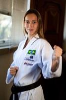 Aluna de educação física é convocada para o Pan-Americano