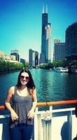 Aluna de eng. de alimentos fala sobre experiência de viver em Chicago
