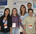 Aluna do curso de nutrição de Lins é premiada em congresso de diabetes