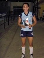 Aluna é convocada para participar da equipe brasileira de handebol