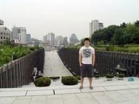 Aluno de NI vive diferentes experiências em intercâmbio na Coréia