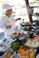 Alunos apresentam receitas no Chef na Feira, neste sábado