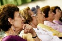 Alunos da 3ª idade participam de encontro em Minas Gerais