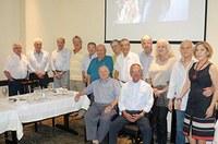 Alunos da primeira turma da ECA comemoram 45 anos de formação