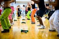 Alunos de educação física promovem festival de dança e ginástica
