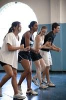 Alunos de educação física realizam festival de dança